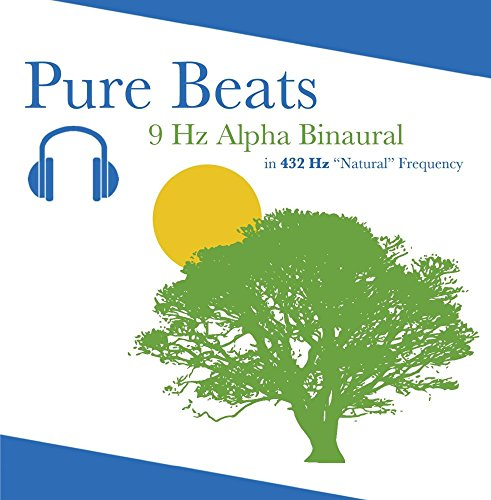 Pure Beats - 432 Hz Pure Binaural Beat 9 Hz Alpha - Detachment from Stress - 1 Hour by Pure Beats International