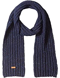 Men's Donegal Ribbed Scarf