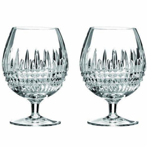 ( Waterford Lismore Diamond Brandy, Set of 2)