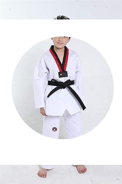 Amazon.com: Olive vestidos para niños Kimono Judo Kickboxing ...