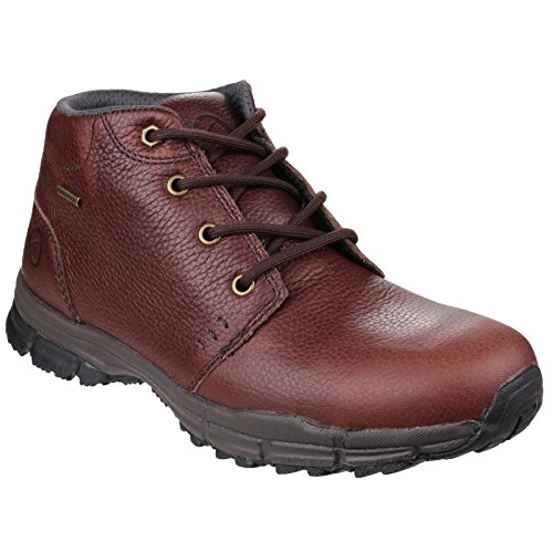 Cotswold Womens/Ladies Chosen Waterproof Leather Walking Hiking Boots Marron POz66S3M