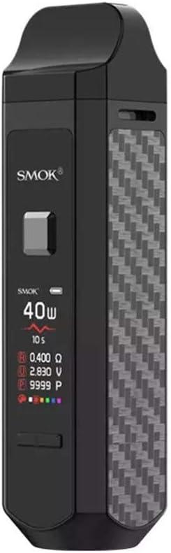 Original RPM40 Kit 40W 4.3ml Mesh 0.4ohm & Nord Dc 0.6ohm 0.96inch TFT Pantalla 1500mAh Batería incorporada Cigarrillo electrónico