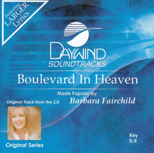 Boulevard In Heaven [Accompaniment/Performance Track] (Daywind Soundtracks) ebook