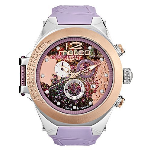 Mulco Legacy MW5-3700-513 Impressionism Collection Lilac Band