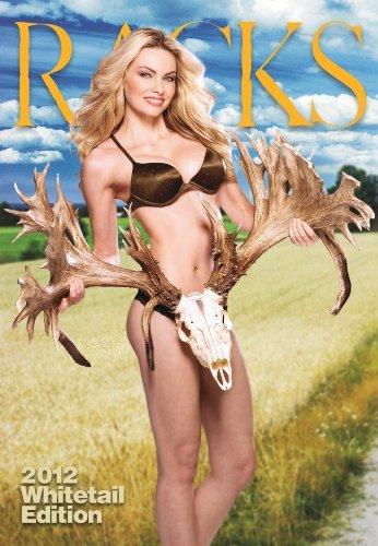 Read Online RACKS Whitetail Deer Wall Calendar 2012 (Racks, 9th edition) pdf epub