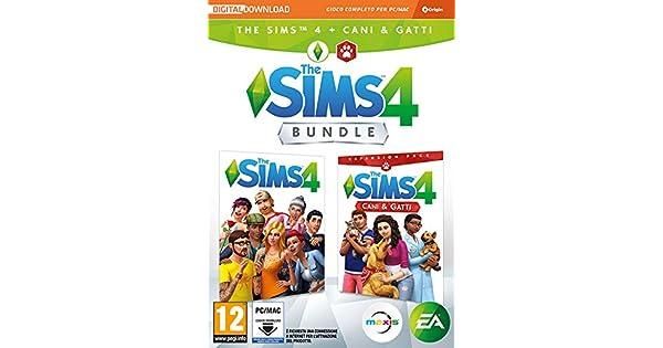 The Sims 4 - Espansione Cani & Gatti (Codice digitale incluso ...