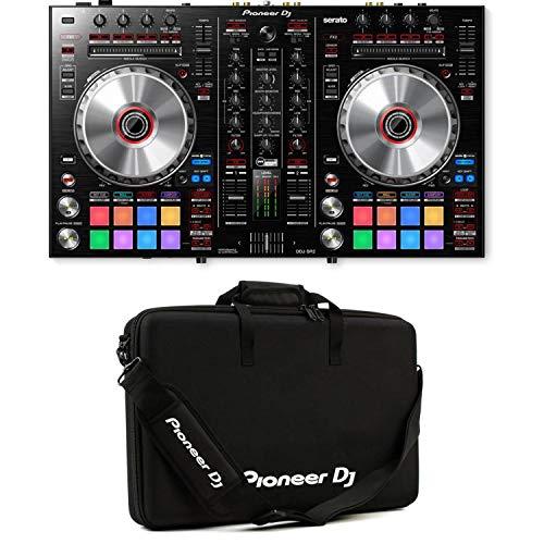 Pioneer DJ DDJSR2 with DJCR Case Bundle