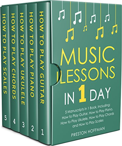 Amazon Music Lessons In 1 Day Bundle The Only 5 Books You