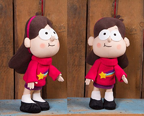- Mabel Pines plush - Gravity Falls inspired - handmade doll, 12 in high