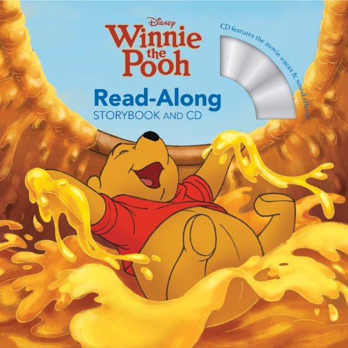 Winnie the Pooh: A Day of Sweet Surprises (Read-Along Storybook and CD) ebook