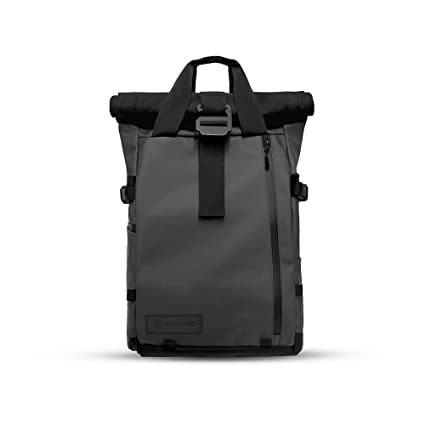 e39660921398 Amazon.com   PRVKE Travel and DSLR Camera Backpack with Laptop ...