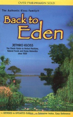 Back To Eden by Jethro Kloss (2004-01-22) PDF