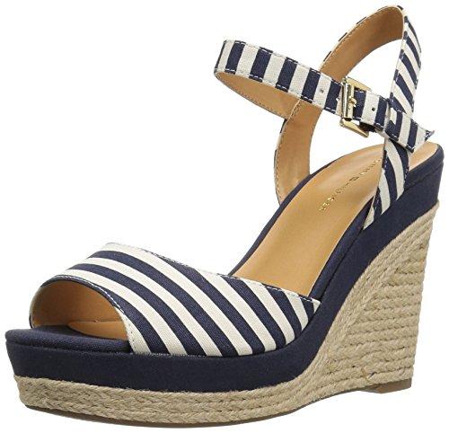 Tommy Hilfiger Womens Espadrille Sandal
