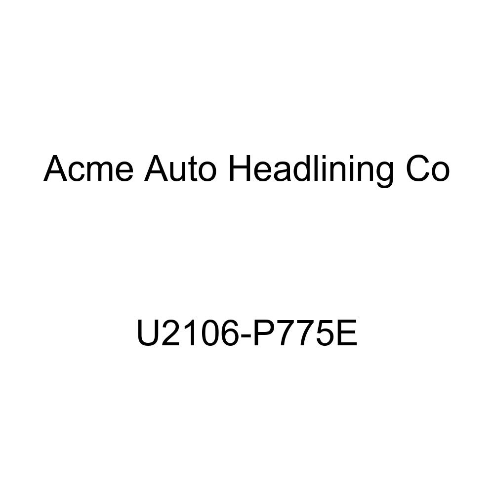 Acme U2106-P775E Front Sandstone Velour Bench Seat Upholstery