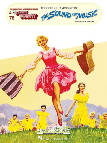 The Sound of Music: E-Z Play Today Volume 76 -