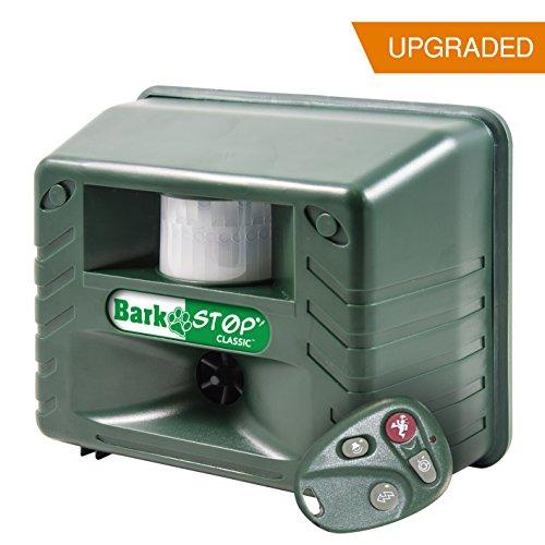 Aspectek Upgraded Bark Stop Pro, Bark Free Dog Silencer & Animal Pest Repeller, Ultrasonic Bark -