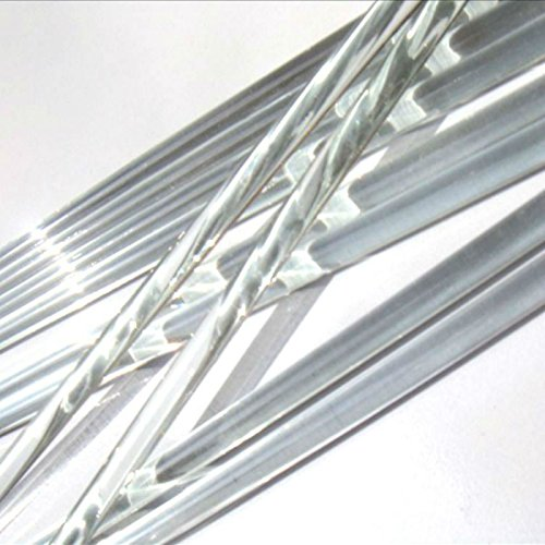 shalleen-5pcs-glass-stirring-rods-bar-stirrer-mixer-stick-30cm-12diameter-6mm-ey-85