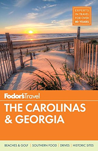 Fodor's The Carolinas & Georgia (Full-color Travel ()