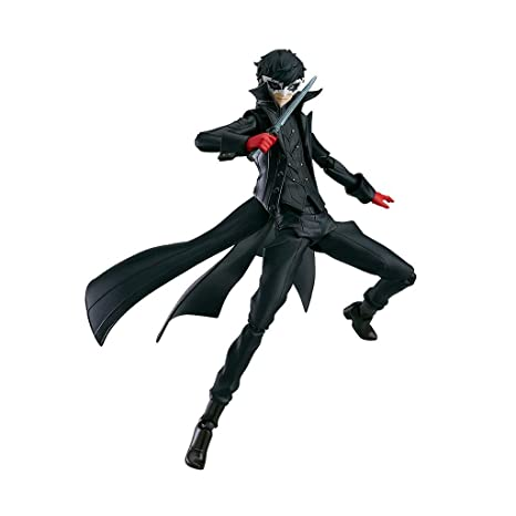 Yang baby Persona 5: Joker Figma Action Figure-Figure Model Decoration