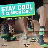 Elite Sportz Shoe Deodorizer and Foot Spray - No