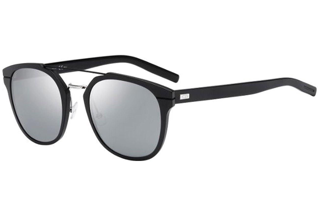 Dior AL13.5F GQX T4 53-23 Noir Mat Medium Miroirs  Amazon.fr  Vêtements et  accessoires 37662cc173cd