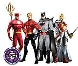 The Flash Exclusive Flashpoint Action Figures Box Set