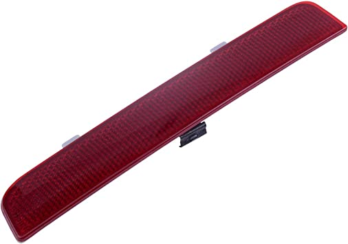beler Rear Right Bumper Red Reflector
