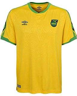 974b2831f8a Jamaica National Team Men s Away Football Shirt 2015-2016 (Medium ...
