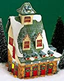 The Heritage Village Collection North Pole Series ''Reindeer Barn'' Dept 56 #5601-4
