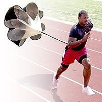 Speed Drills Training Resistance Parachute Running Chute Power Sports Tool