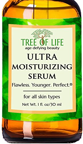 - Face Moisturizer Serum - Dry Skin Facial Cream