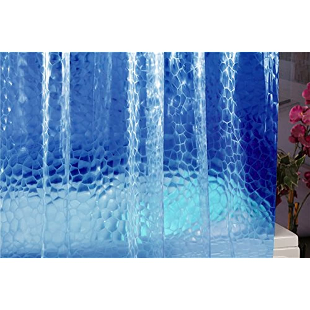 10 Guage Newest Design Clear Shower Curtain Liner