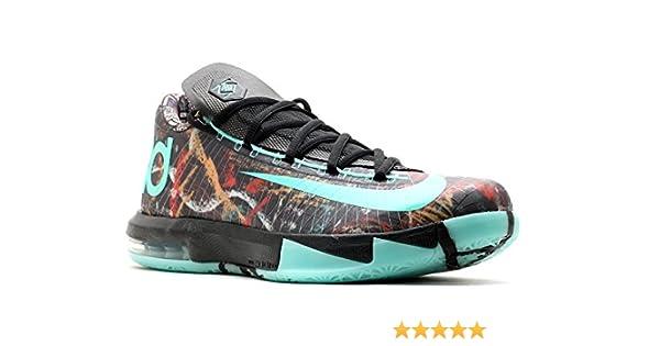 Nike KD VI - AS NOLA GUMBO - Zapatillas de Baloncesto para Hombres ...