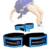 Tumble Pro X Ankle Straps for Cheerleading and Gymnastics Tumble Training