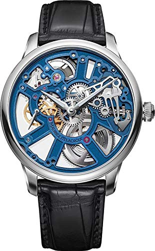 Maurice Lacroix Masterpiece Skeleton Automatic Watch, ML 134, MP7228-SS001-004-1