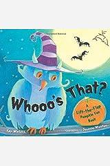 Whooo's That? (Pumpkin Fun) Hardcover