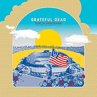 Saint of Circumstance: Giants Stadium, East Rutherford, NJ 6/17/91 (Live) (Vinyl) by Grateful Dead (B07VTHP8X5) | Amazon price tracker / tracking, Amazon price history charts, Amazon price watches, Amazon price drop alerts