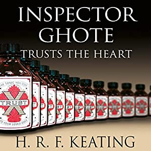 Inspector Ghote Trusts the Heart Hörbuch