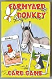 FARMYARD DONKEY - Children's Card Game (Family Fun)