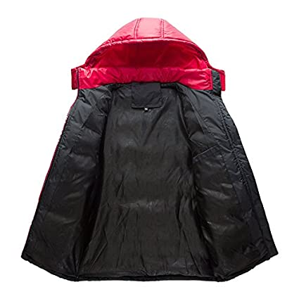 Winter Thick Parka Jacket Men Mens Tickening Warm Down Cotton Jackets And Coats Chaqueta Cazadoras Hombre Manteau Homme.DB01 at Amazon Mens Clothing store ...