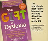 The Gift of Dyslexia Audio CD Set (4 CD Set)