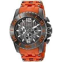Invicta Men's 20286SYB Sea Spider Analog Display Quartz Orange Watch