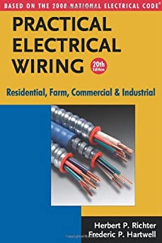 practical electrical wiring residential  farm  commercial Generator Rex Books Book Ends