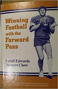 Winning Football With the Forward Pass