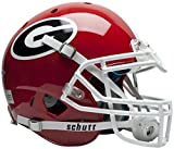 NCAA Georgia Bulldogs Authentic XP Football Helmet