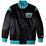 NBA Mens The Enforcer Retro Satin Jacket