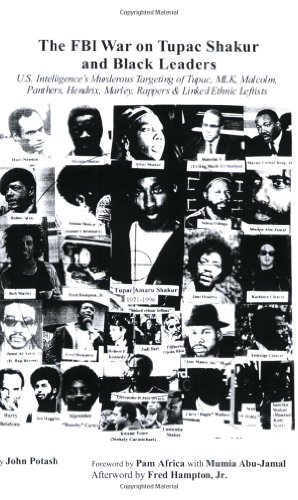 The FBI War on Tupac Shakur and Black Leaders: U.S. Intelligence's Murderous Targeting of Tupac, MLK, Malcolm, Panthers, Hendrix, Marley, Rappers and Linked Ethnic Leftists