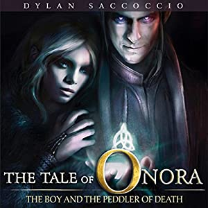 The Boy and the Peddler of Death Audiobook
