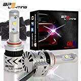 BPS Lighting 9005 Headlight Conversion LED Bulb Kit with CREE XHP50 12000 Lumens/72W