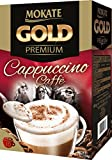 Mokate Gold Cappuccino Chocolate Coffee , (15 gm x 10 sachets)